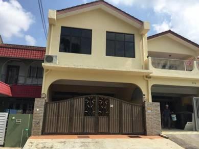 Double storey FULLY RENOVATED EXTEND Taman Harapan Rasah Jaya Seremban