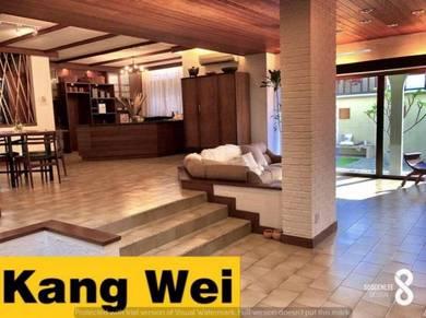Bungalow At Jalan Choong Lye Hock_Built Up : 6000SF_Tanjung Tokong