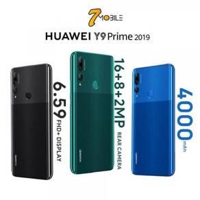 [NEW] Huawei Y9 Prime 2019 [128GB] - Malaysia Set