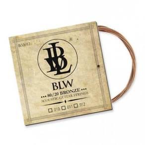 BLW Acoustic Bronze wound String Set (6Pcs)