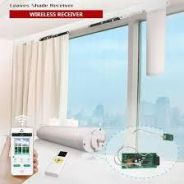 Smart Home Electric Motorised Curtain Rail