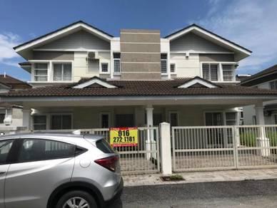 ( SEMI D ) 2 Storey Terrace House 35x70 TASIK SEMENYIH Diamond City
