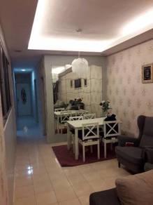 FULLY RENOVATED FREEHOLD Residensi Bistaria Ukay Bistari Ampang