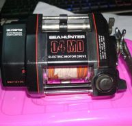 Bangla electric reel olympic seahunter 04md