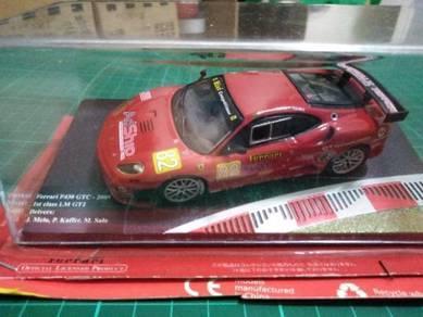 Ferrari F430 GTC 2009 Scale 1:43
