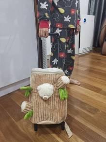Kid bag with stroller