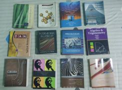 Pre-University/Degree Science & Mathematics Books
