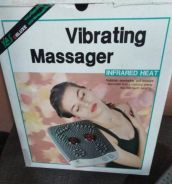 Messager with vibration and infrared
