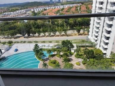 Kondo Dwiputra, Presint 15, Putrajaya (Facing Swimming Pool)