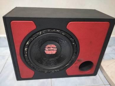 Speakar box