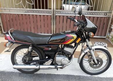 Yamaha RXS