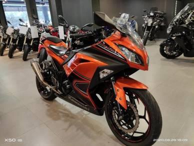2014 Kawasaki ninja 250 se ninja250 se