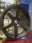 Te37 rt 18inc sport rim for nissan navara