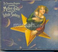 The Smashing Pumpkins Mellon Collie - New Rock CD