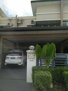 Intermediate 2storey Terrace house at Labuan