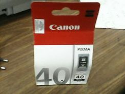 Canon pg40 new ink