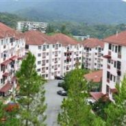 Apartment for sale at cameron highlands