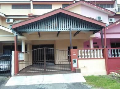 House for rent Batu Pahat - Taman Bukit Perdana