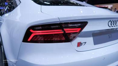 Audi A7 RS7 Facelift tail lamp RS7 Bodykit