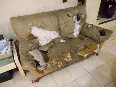 Sofa Repair dan Re-upholstery services in penang