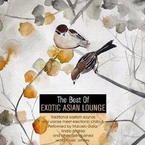 IMPORTED CD The Best Of Exotic Asian Lounge (2CD)