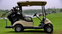 Electric golf car New 2018 kl