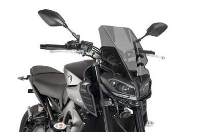 PUIG Windscreen Yamaha MT09 18'-19' - Touring