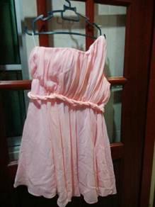 Bridesmaid Dress (Chiffon) XL