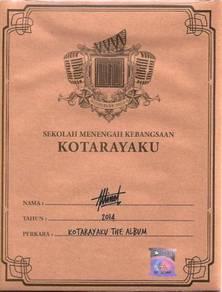 CD Altimet Kotarayaku The Album