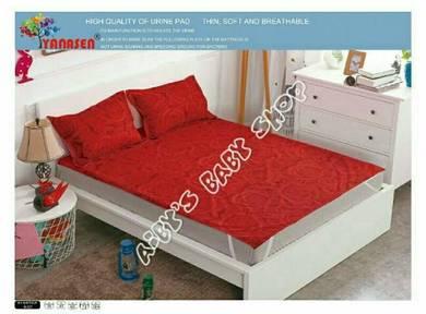 Waterproof bedsheet protectors(new design)
