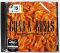 IMPORTED CD Guns N Roses The Spaghetti Incident