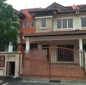 Double Storey , Garnet Emerald West, Rawang