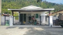 SEMAMBU BARU, Corner Lot Bungalow for SALE