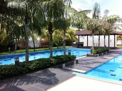 Triple Storey Villa House Laman Klebang