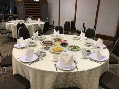 Catering Iftar & Raya Pejabat harga BERBALOI