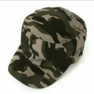 Men Women Army Camouflage Military Camo Hat