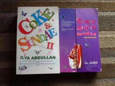 Novel Ilya Abdullah, Coke & Sundae