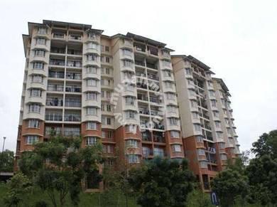 Medium Room for Rent Apartment Baiduri Seksyen 7 Shah Alam
