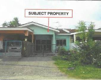 [great buy] 1 storey terrace house at taman aman baru