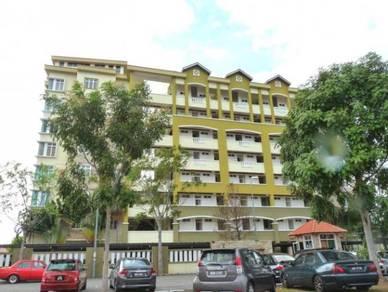 Condominium At Bukit Beruang Bestari