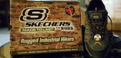 Skechers for Work for Sale