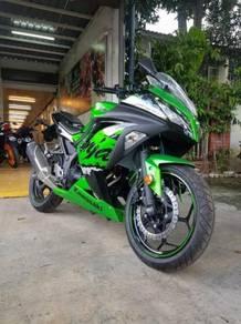 Kawasaki Ninja 250R (Promosi Hebat)
