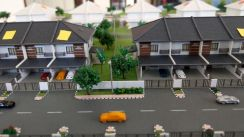 GOV LOAN / FULL LOAN Double Storey with big land size Matang