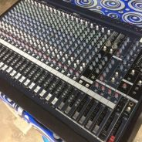 Yamaha mixing console mg24