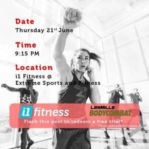 I1 Fitness Premium Classes