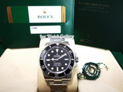 Rolex Submariner-114060-Lux Watch
