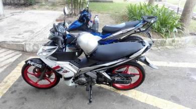 Yamaha Lc135 1st Model