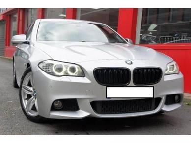 BMW 5 Series F10 M Sport Bodykit Taiwan PP
