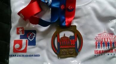 IPNM Full Marathon Medal