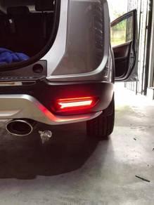 Honda brv bodykit oem rear reflector light bar